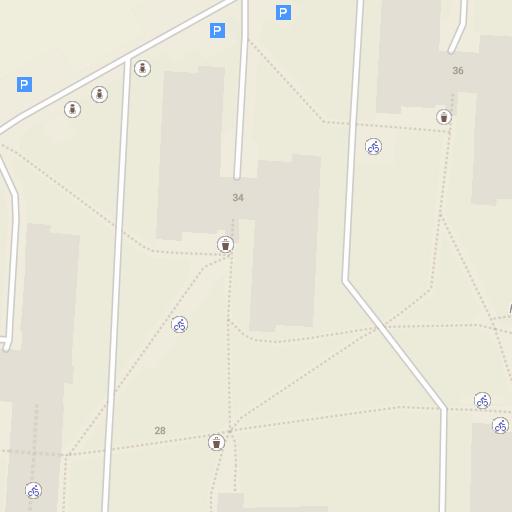 Karte Karlsruhe.Karte Freifunk Karlsruhe